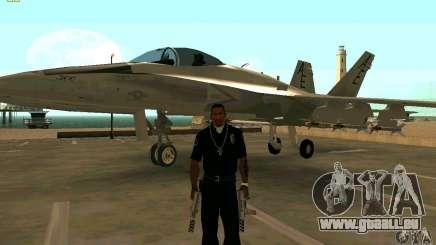 F-18 Super Hornet pour GTA San Andreas