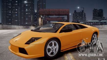 Lamborghini Murcielago pour GTA 4