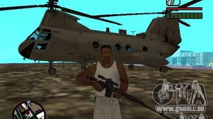 CH-46 SeaKnight für GTA San Andreas