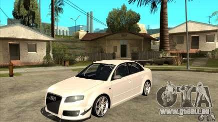 Audi RS4 2006 für GTA San Andreas