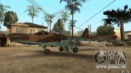 Die Su-25 für GTA San Andreas