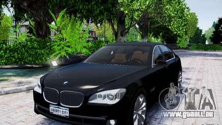 BMW 750Li pour GTA 4