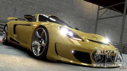 Porsche Carrera GT Gemballa Mirage EPM pour GTA 4