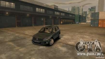 Volkswagen Tiguan pour GTA 4