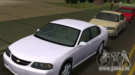 Chevrolet Impala SS 2003 pour GTA Vice City