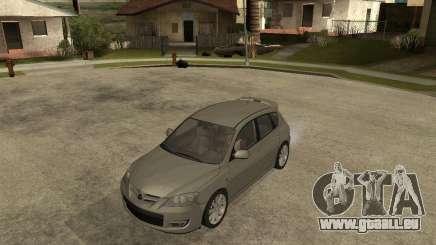 Mazda 3 Sport 2003 pour GTA San Andreas