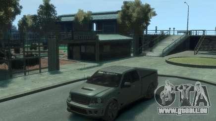 Saleen s331 pour GTA 4