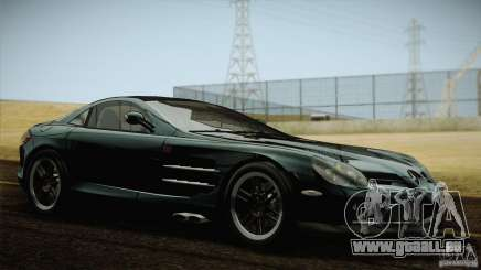 Mercedes SLR McLaren 722 Edition Final pour GTA San Andreas