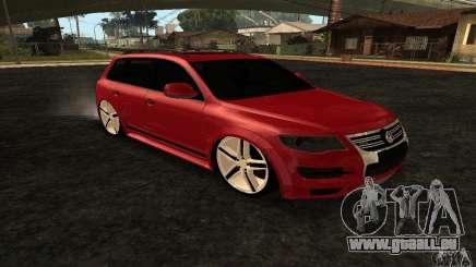 Volkswagen Touareg Dag Style für GTA San Andreas