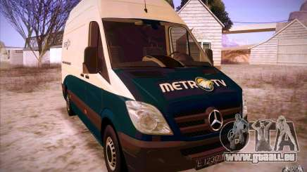Mercedes Benz Sprinter 311 CDi pour GTA San Andreas