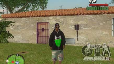 NEW Ryder pour GTA San Andreas
