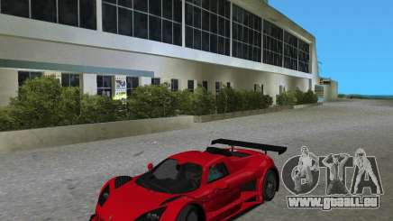 Gumpert Apollo Sport pour GTA Vice City