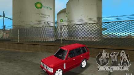 Range Rover Vogue 2003 für GTA Vice City