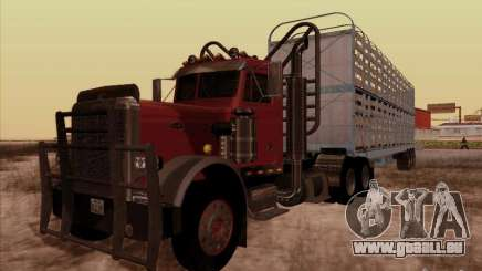Peterbilt 359 Day Cab für GTA San Andreas