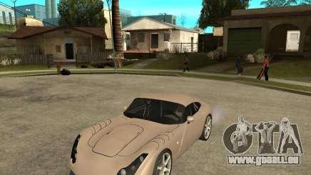 TVR Sagaris für GTA San Andreas