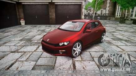 Volkswagen Scirocco 2.0 TSI pour GTA 4