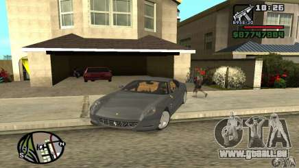 Ferrari 612 Scaglietti 2005 pour GTA San Andreas
