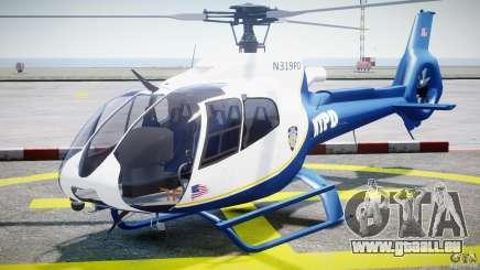 Eurocopter EC 130 NYPD für GTA 4