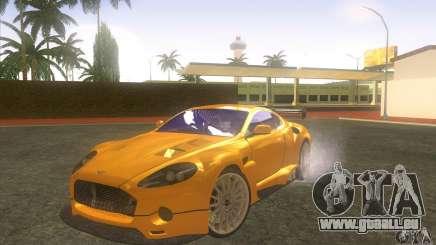 Aston Martin DB9 MW für GTA San Andreas