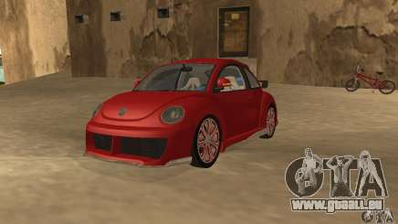 Volkswagen Bettle Tuning pour GTA San Andreas