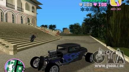 Ford Coupe Hotrod 34 pour GTA Vice City