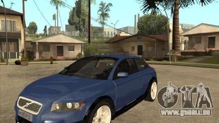 VOLVO C30 Sport 2009 für GTA San Andreas