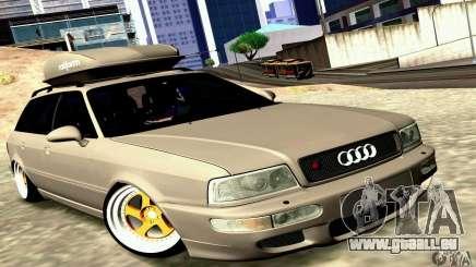 Audi RS2 Avant Thug für GTA San Andreas