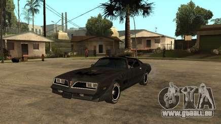 Pontiac Trans Am 1977 für GTA San Andreas