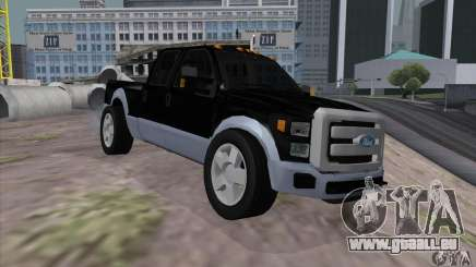 FORD F450 SUPER DUTE pour GTA San Andreas