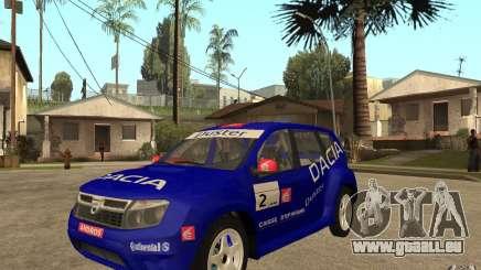 Dacia Duster Rally pour GTA San Andreas