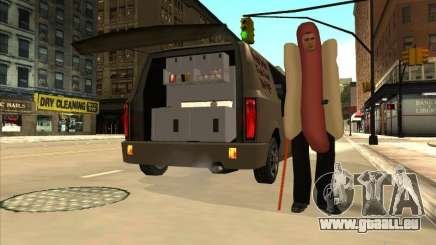 Hot Dog Moonbeam pour GTA San Andreas