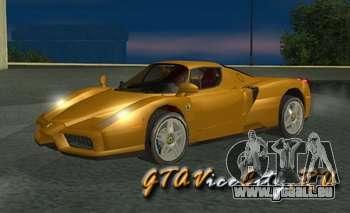Ferrari Enzo für GTA San Andreas