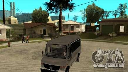 Mercedes-Benz 612D Vario für GTA San Andreas