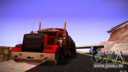 Kenworth W 900L für GTA San Andreas