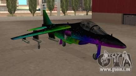 Colorful Hydra für GTA San Andreas