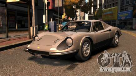 Ferrari Dino 246 GTS 1972 pour GTA 4