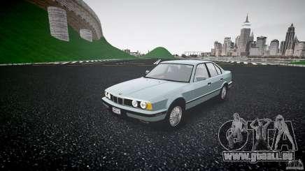 BMW 535i E34 für GTA 4