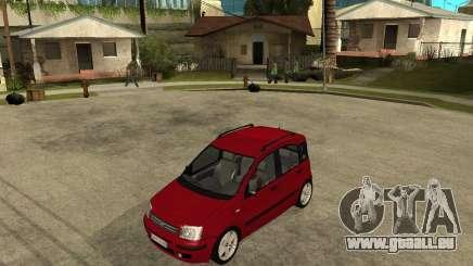2004 Fiat Panda v.2 pour GTA San Andreas
