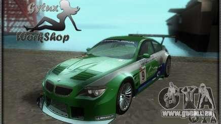 Alpina B6 GT3 für GTA San Andreas
