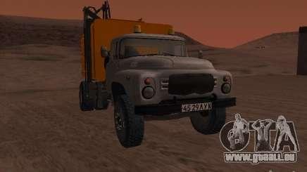 ZIL 431410 Müllwagen für GTA San Andreas