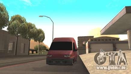 Peugeot Boxer pour GTA San Andreas