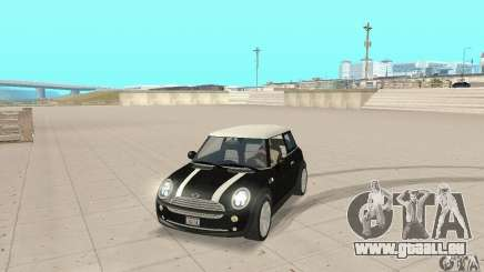 Mini Cooper Hardtop für GTA San Andreas