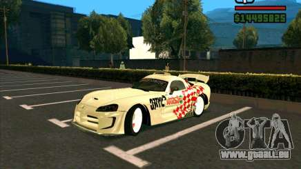 Dodge Viper SRT-10 Coupe pour GTA San Andreas