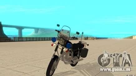 IZ Jupiter 5 DPS für GTA San Andreas