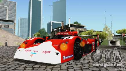 Toyota GT-One TS020 pour GTA San Andreas