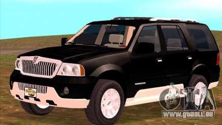 Lincoln Navigator für GTA San Andreas