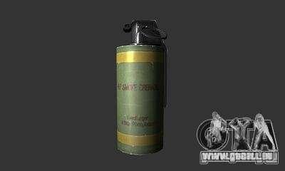 [Point Blank] WP Smoke pour GTA San Andreas