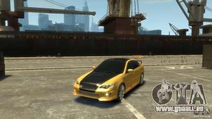 SUBARU Legacy B4 tuning für GTA 4