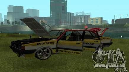 Audi 80 Quattro Rally für GTA San Andreas
