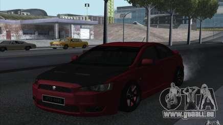 Proton Inspira Stance pour GTA San Andreas